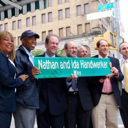 Nathans Street Dedication 09/23/2016 - Brooklyn Archive