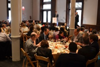 Real Estate Roundtable Luncheon at the Brooklyn Historical Society 05/06/2014 - Brooklyn Archive