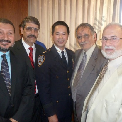 Reception for the New NYPD Brooklyn South Chief 08/17/2011 - Brooklyn Archive