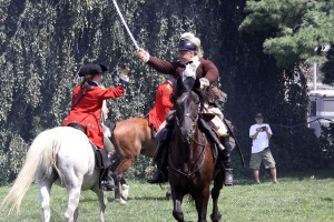 Battle of Brooklyn Commemoration at Green-Wood Cemetery 2012 - Brooklyn Archive