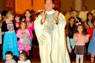 Farewell Mass for Monsignor Jamie Gigantiello 01/22/2017 - Brooklyn Archive