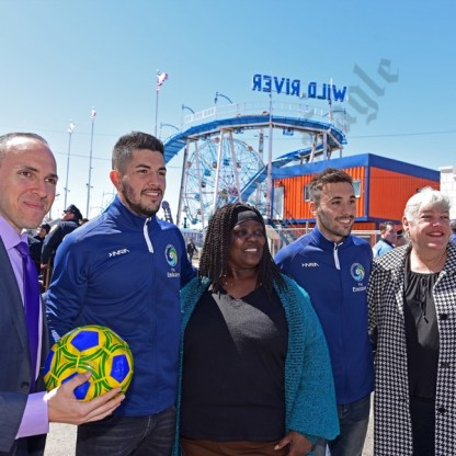 Luna Park Opening Day Ceremony 04/09/2017 - Brooklyn Archive