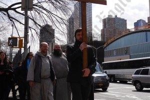 Way of the Cross in Bensonhurst 04/14/2017 - Brooklyn Archive