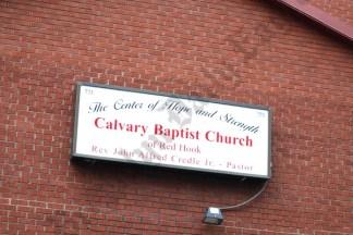 Calvary Baptist Church of Red Hook at 773 Hicks Street - Brooklyn Archive