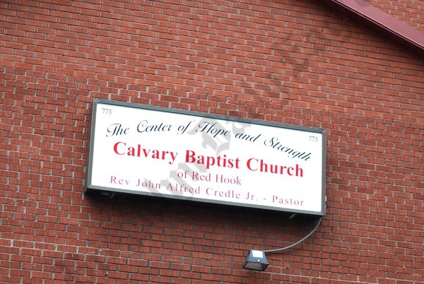 Calvary Baptist Church of Red Hook at 773 Hicks Street - Brooklyn Archive