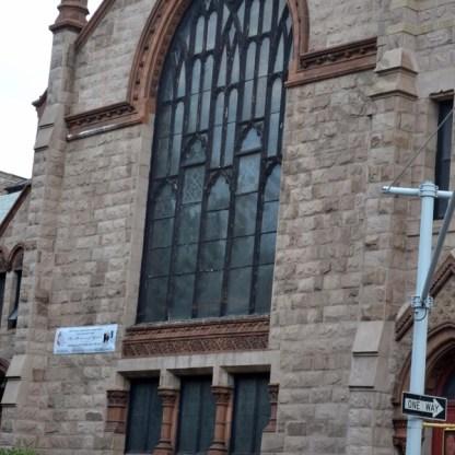 Grace United Methodist Church at 33 7th Avenue - Brooklyn Archive