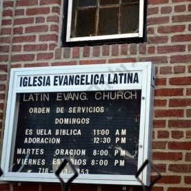 Latin Evangelical Free Church at 506 Bergen Street - Brooklyn Archive