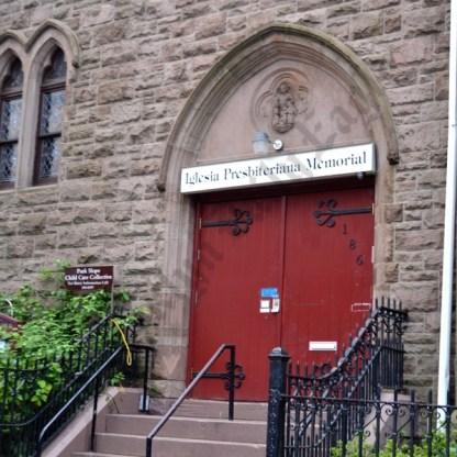 Memorial Presbyterian Church at 182 Saint Johns Place - Brooklyn Archive
