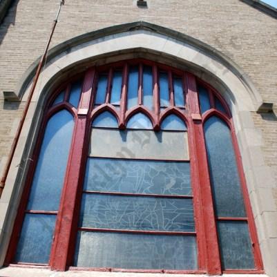 Park Slope Methodist Church at 493 8th Street - Brooklyn Archive