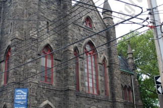 Visitation of the Blessed Virgin Mary Catholic Church at 98 Richards Street