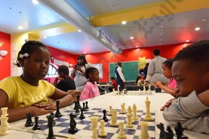Bedford-Stuyvesant Police Athletic League Chess Tournament 05/26/2017
