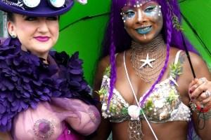 Mermaid Parade 2017 - Brooklyn Archive