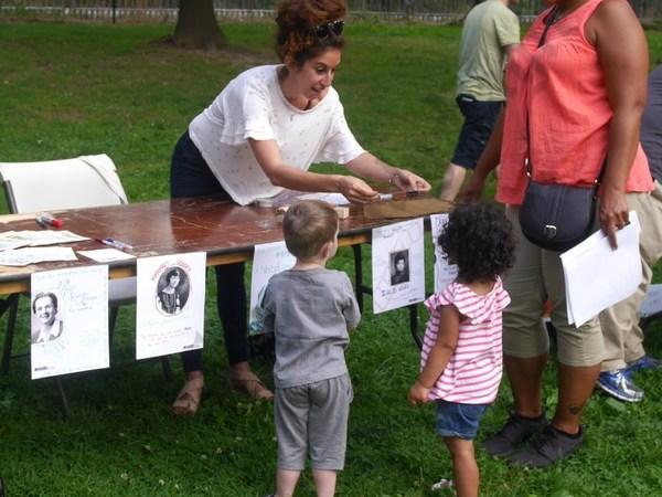 Get Organized Brooklyn Civic Festival 07/25/2017 - Brooklyn Archive