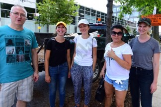 Greening Greenpoint Volunteer Day 07/16/2017 - Brooklyn Archive