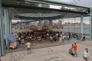 Jane's Carousel 100th Birthday Party 07/22/2017 - Brooklyn Archive