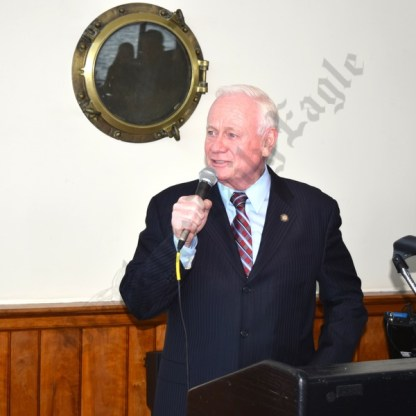 Charles Hynes Retirement Party 05/19/2017 - Brooklyn Archive