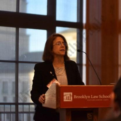 Judge Freier Honored by Brooklyn Law School 03/29/2017 - Brooklyn Archive