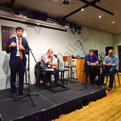 City Council District 33 Candidate Debate 10/29/2017 - Brooklyn Archive