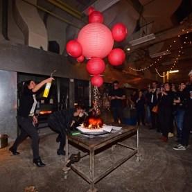Urban Glass 40th Anniversary Celebration 12/11/2017 - Brooklyn Archive