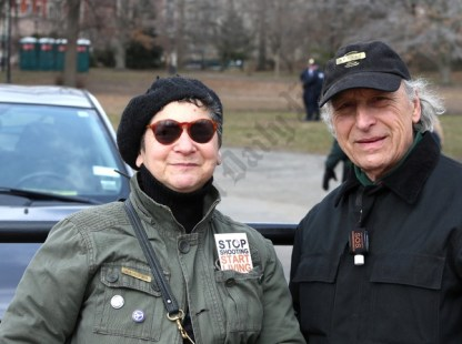 Gun Control Rally at the Prospect Park Bandshell 03/14/2018 - Brooklyn Archive