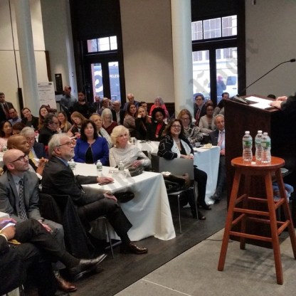 The Business of Brooklyn at the Brooklyn Historical Society 02/22/2018 - Brooklyn Archive