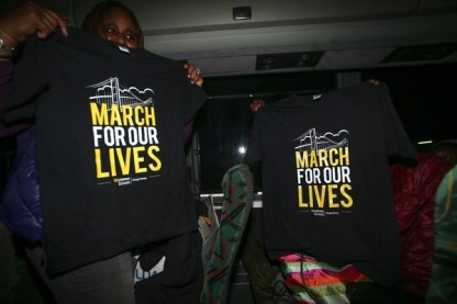 Washington DC March for Our Lives 03/24/2018 - Brooklyn Archive