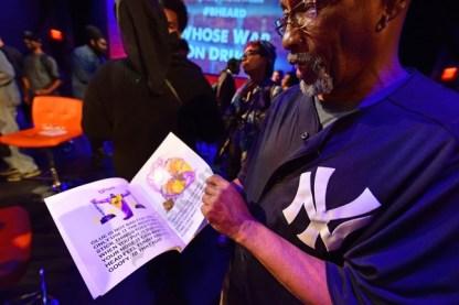 BRIC TV Whose Drug War Town Hall 05/23/2018 - Brooklyn Archive