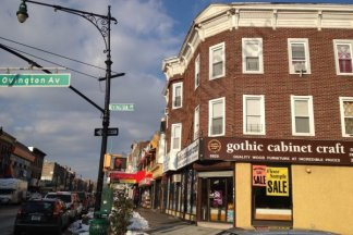 Bay Ridge Fifth Avenue BID, February 2014 - Brooklyn Archive