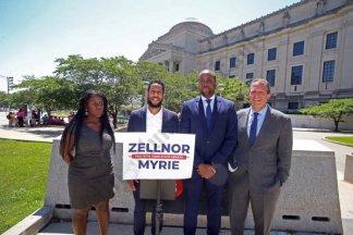 Senate Candidate Zellnor Myrie Endorsements 07/19/2018