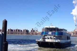 Williamsburg Waterfront, February 2014 - Brooklyn Archive