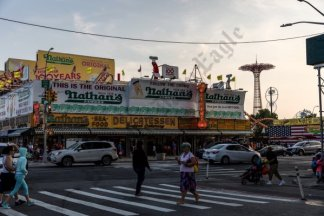 Coney Island, August 2018 - Brooklyn Archive