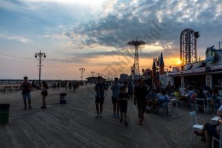 Coney Island, August 2018