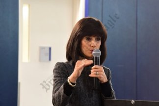 Rachel Freier Touro College Talk 11/20/2017 - Brooklyn Archive
