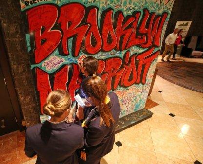 Marriott Brooklyn Bridge 20th Anniversary Event 09/26/2018 - Brooklyn Archive