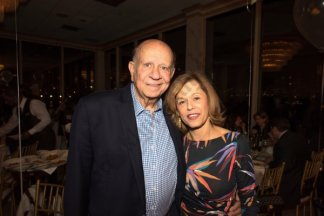 Norm Brodsky Birthday Party at the Greenpoint YMCA 12/08/2017 - Brooklyn Archive