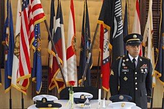 POW MIA Memorial Service At Fort Hamilton 09/21/2018