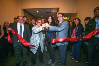 Zwanger-Pesiri Radiology Cobble Hill Office Ribbon Cutting 10/23/2018 - Brooklyn Archive