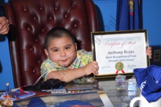 Anthony Rojas Make A Wish Foundation Event 08/14/2018 - Brooklyn Archive