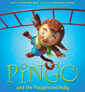 Pingo and the Playground Bully – Book Review