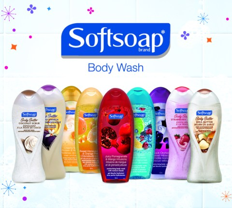 Soft Soap Body Wash