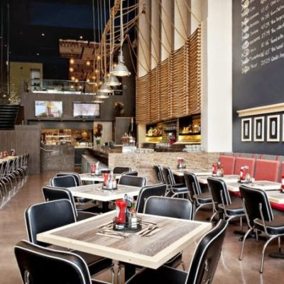 The Fish Shack Vancouver- Restaurant Design