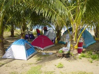 CampingNearTheBeach