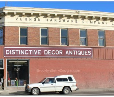 Vintage Shops in Vernon, BC