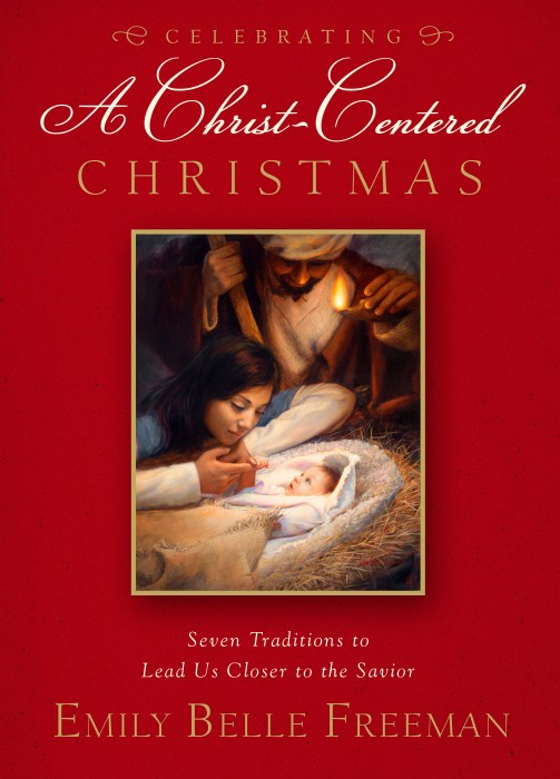 Celebrating A Christ-Centered Christmas.F