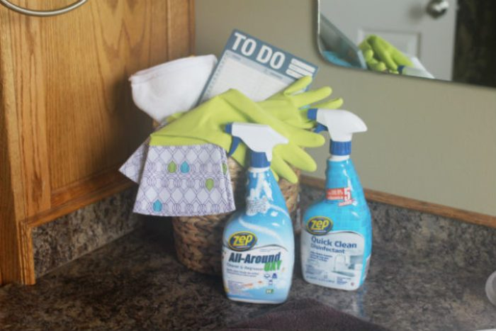Favorite cleaning products from a mom of boys #TryZep Zep Commerical