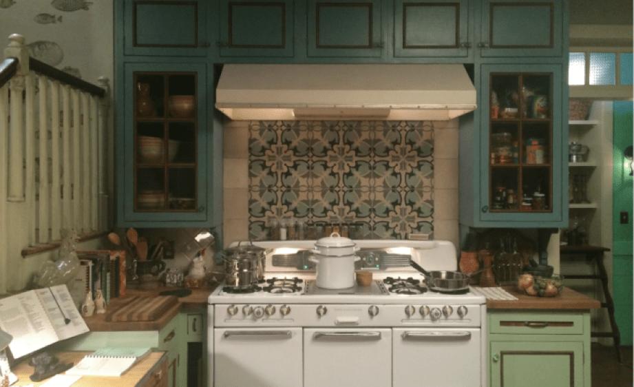rayburn kitchen