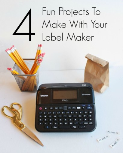 Label Maker Projects