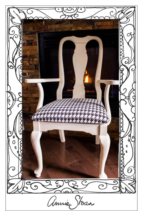 annie sloan Chalk Paint Dining Chair