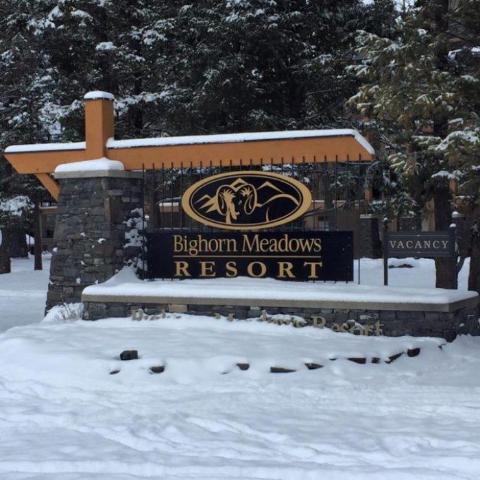 Big Horn Meadows Resort, Radium BC