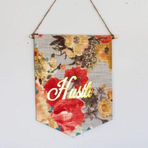 Fabric Banner SQ